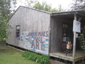 Barbara Evans's Annie Mae Place in Burkville