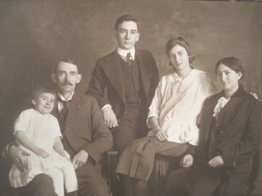 The Stradfords in the 1910s