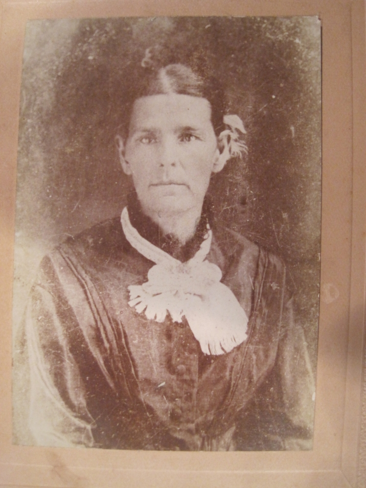 Louisa Mayhall Stradford