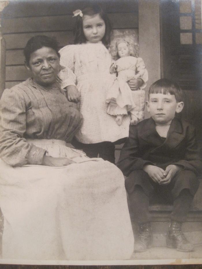 Stradford children, May 1935
