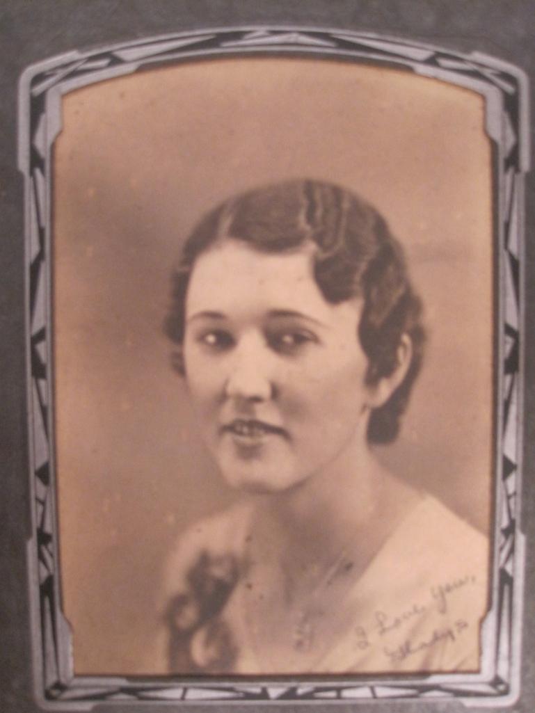 Gladys Emma (Taylor) Foster