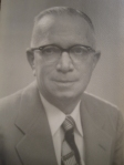JD Dickson in 1953