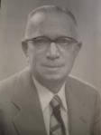 JD Dickson in 1953