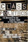 class politics by stephen park