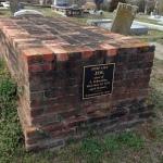 Jims grave