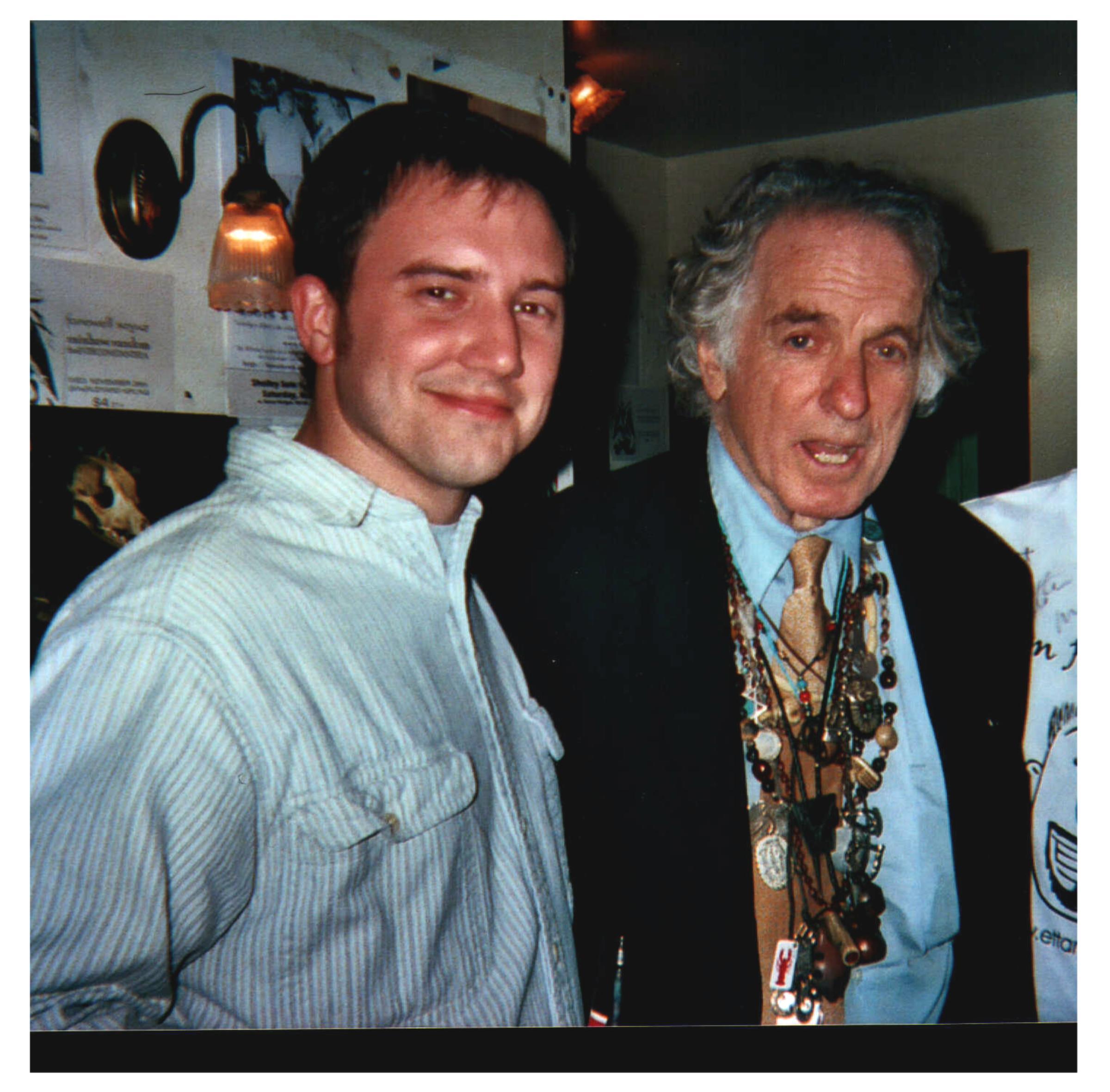 Foster Dickson David Amram October 2003