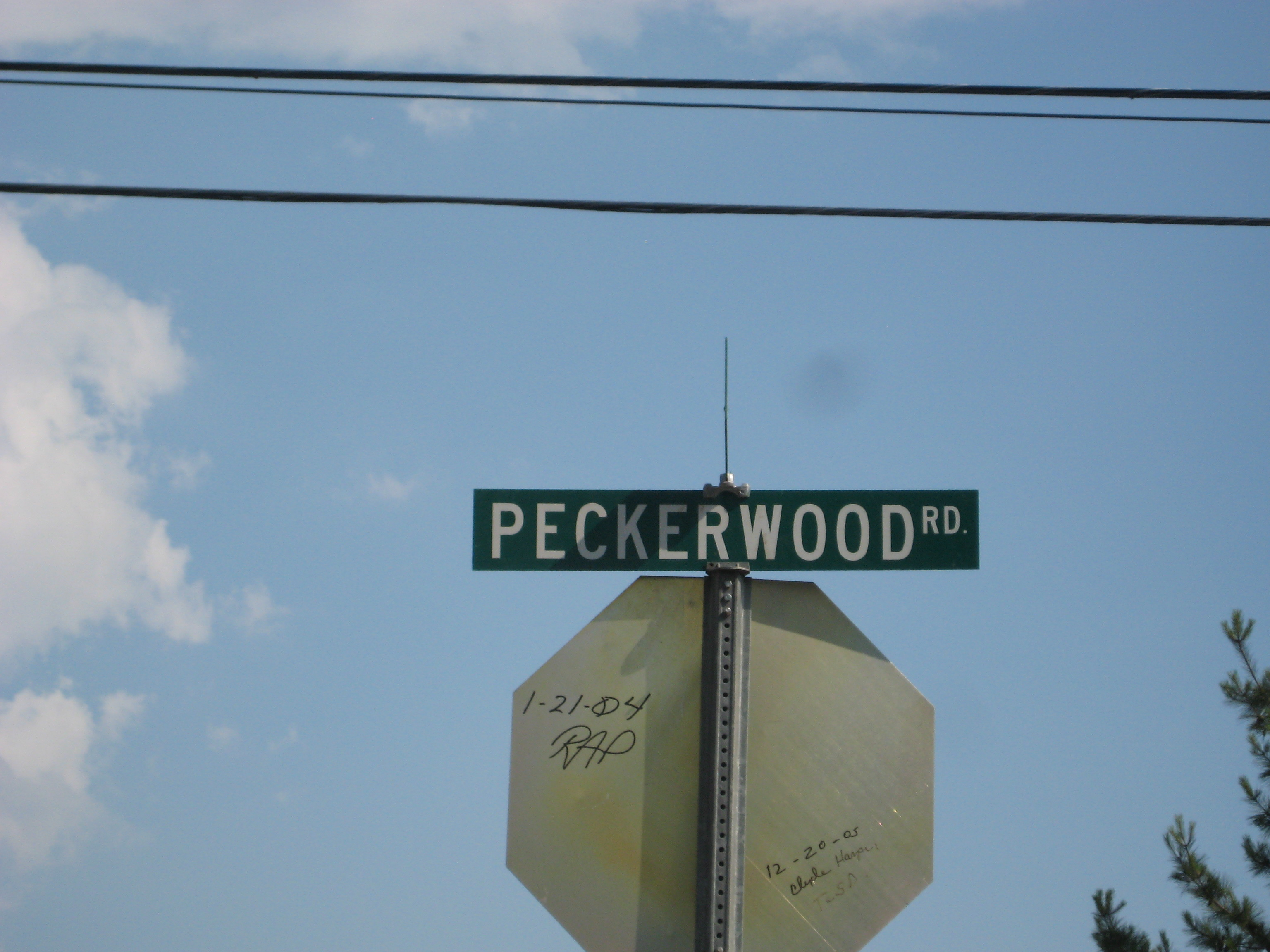 peckerwood alabama 2009