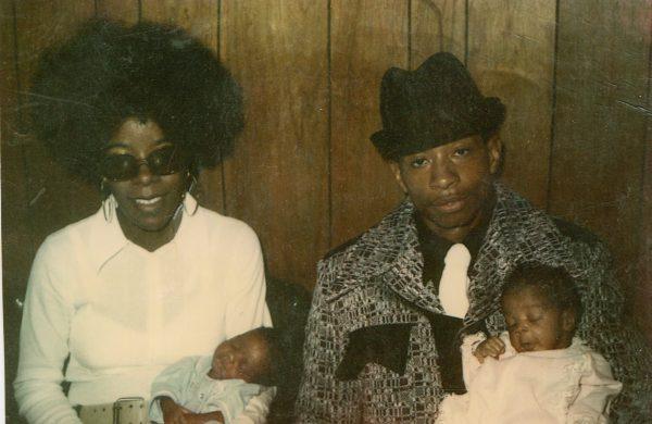 Bernard Whitehurst Jr. wife twins