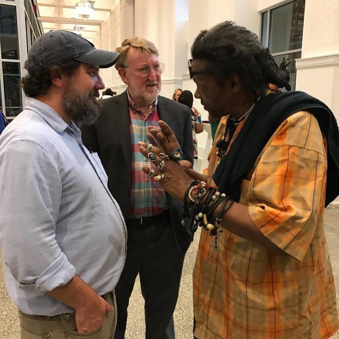 Foster Dickson Randall Williams Lonnie Holley 2018