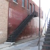 alley in selma