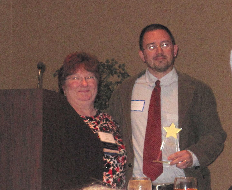 Foster Dickson PTA Teacher of the Year 2010